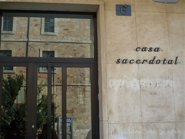 Castilla Leon Astorga Casa Sacerdotal