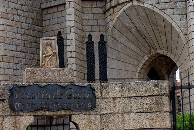 Castilla Leon Astorga Museo Caminos Palacio Episcopal