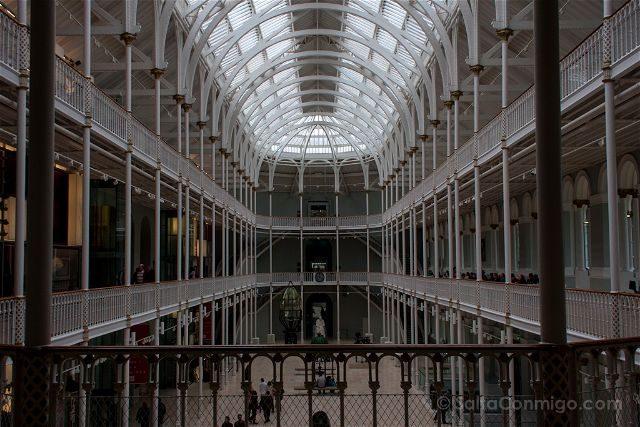 Escocia Edimburgo Museo Escocia