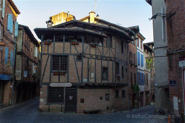 Francia Midi-Pyrenees Albi Casa Viel Alby