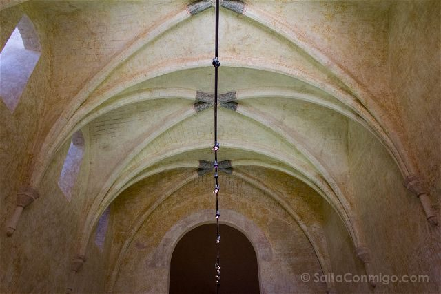 Francia Midi-Pyrenees Albi Palacio Berbie Museo Toulouse Lautrec Techo