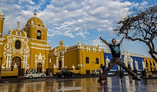 Peru Trujillo Salto