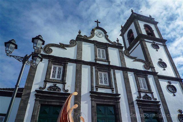 Portugal Azores Sao Miguel Ilha Verde Ribeira Grande