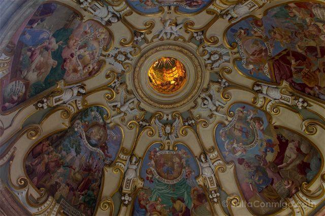 Republica Checa Olomouc Colina Santa Cupula