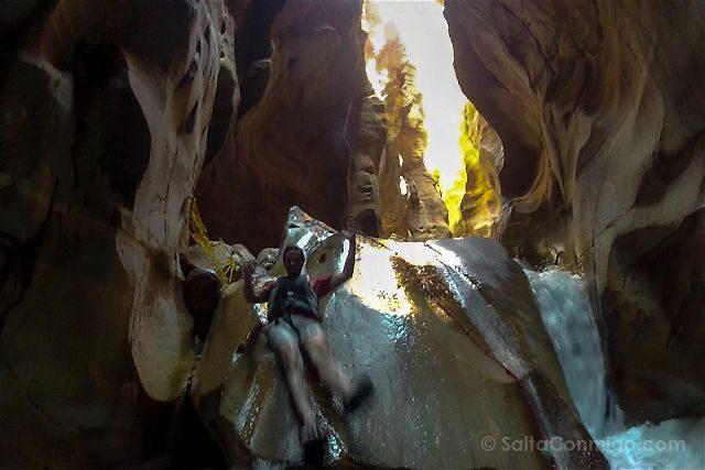 Wadi Mujib Barranquismo Canyoning