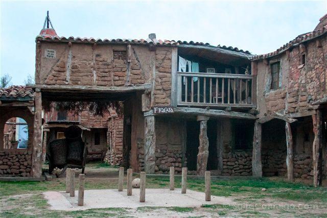Burgos Quintanilla delAgua Territorio Artlanza Felix Yanez Bolos Fragua