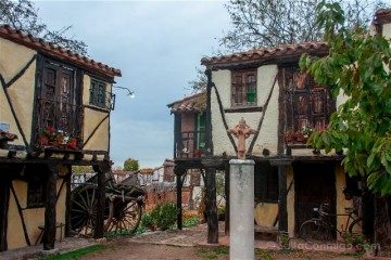 Burgos Quintanilla del Agua Territorio Artlanza Felix Yanez Plaza