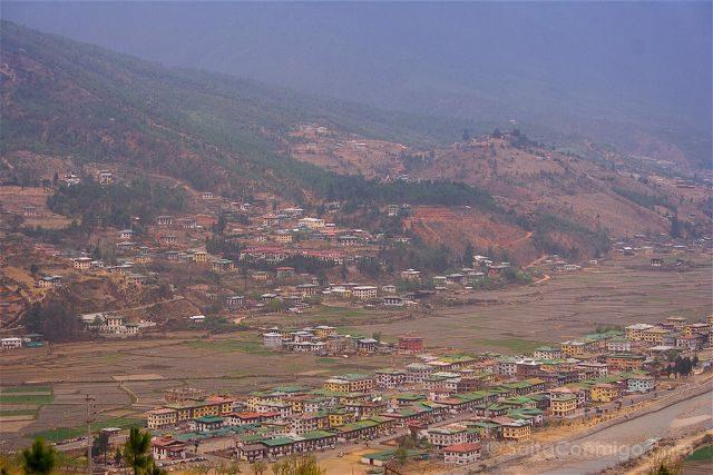 Butan Paro Casas Avion