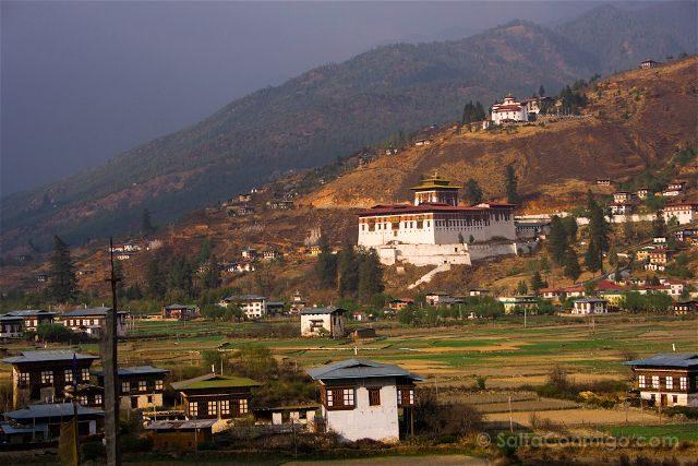 Butan Paro Paisaje