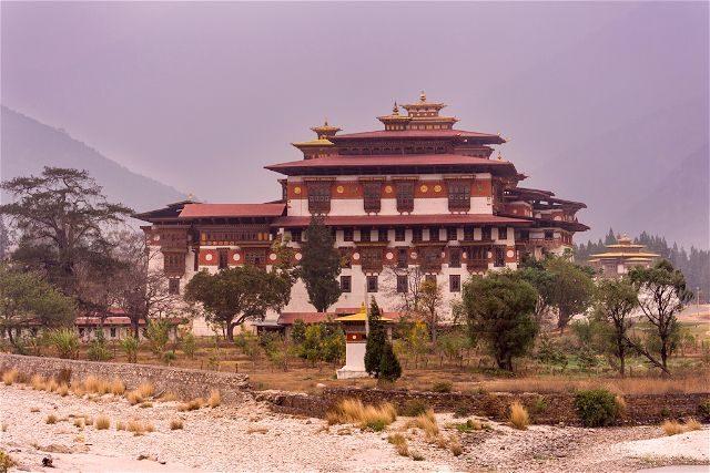 Butan Punakha Dzong