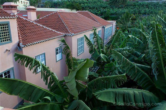 Canarias La Palma Tazacorte Hotel Hacienda Abajo Exterior