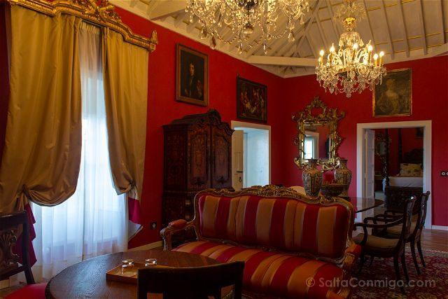 Canarias La Palma Tazacorte Hotel Hacienda de Abajo Zona Suite