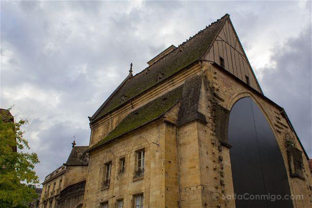 Francia Aquitania Sarlat Iglesia Santa Maria