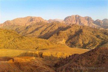 Jordania Reserva Dana Montes