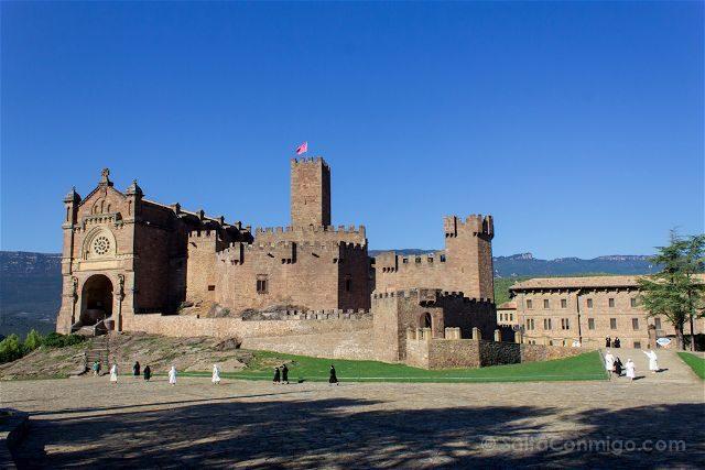 Navarra Javier Castillo Vista Completa