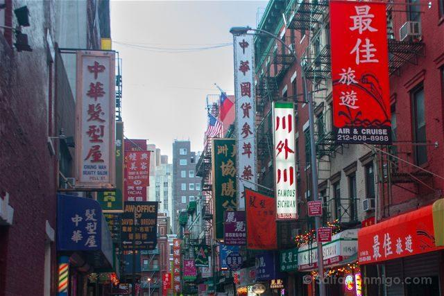 USA Nueva York Chinatown