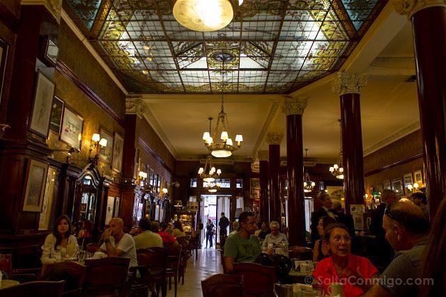 Argentina Buenos Aires Cafe Tortoni