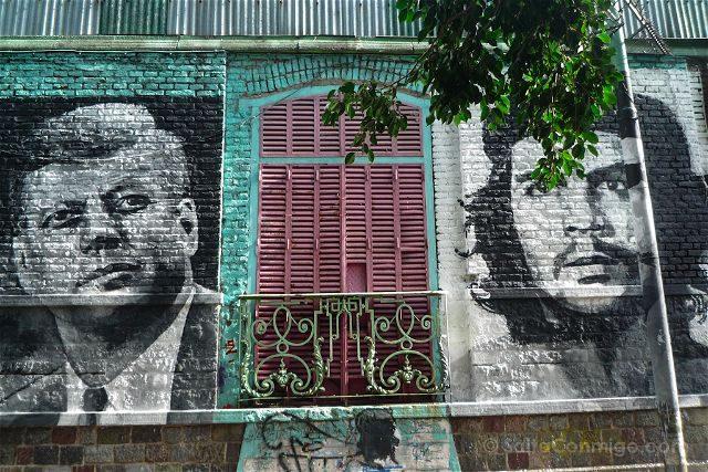 Argentina Buenos Aires Palermo Soho