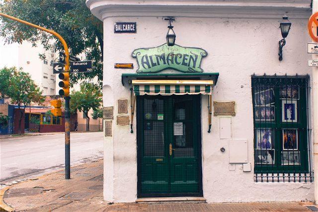 Argentina Buenos Aires Viejo Almacen