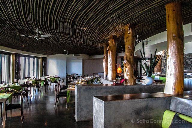 Chile Isla de Pascua Hotel Hangaroa Desayunador