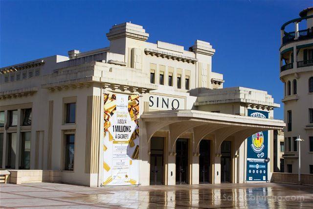 Francia Biarritz Casino