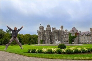 Irlanda Dormir Ashford Castle Salto