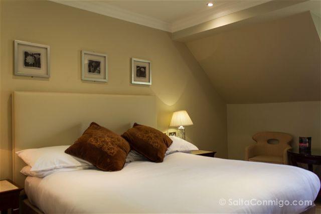 Irlanda Dormir Bunratty Castle Hotel Habitacion