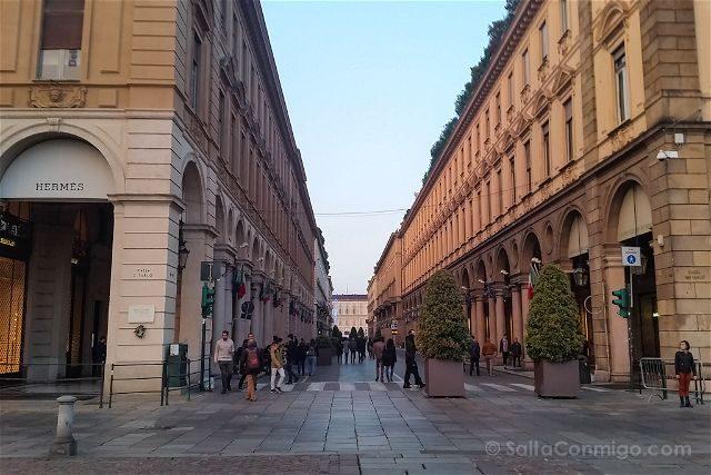 Italia Turin Calles