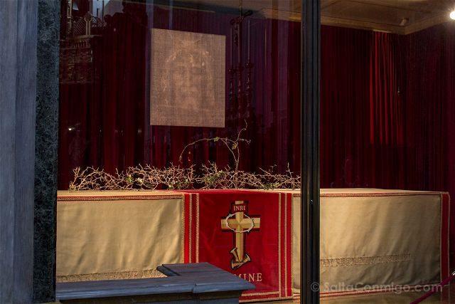 Italia Turin Catedral Sabana Santa