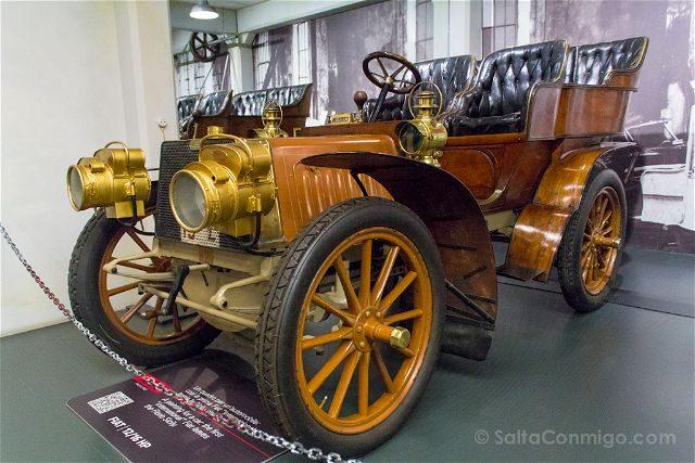 Italia Turin Museo Automovil