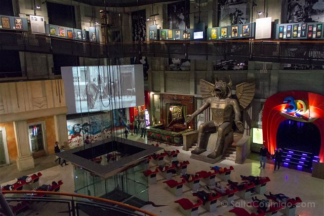 Italia Turin Museo Cine Mole Antonelliana