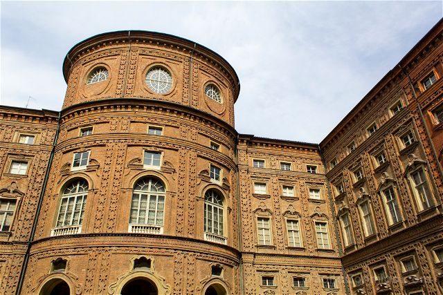 Italia Turin Museo Risorgimento