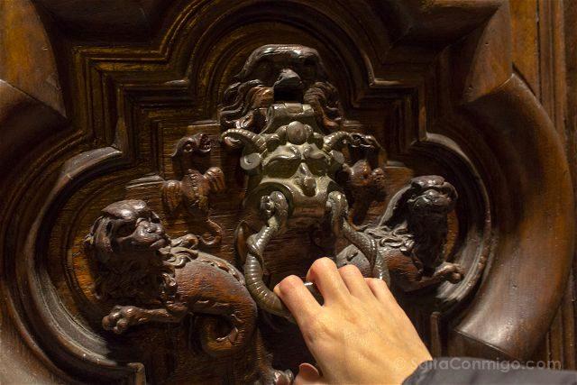 Italia Turin Puerta Demonio