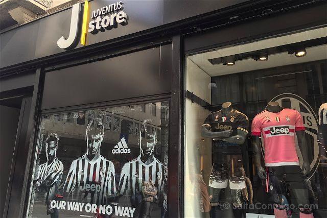 Italia Turin Tienda Juventus