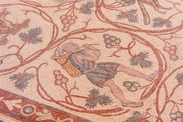 Resultado de imagen de mosaico de jerusalem mandaba