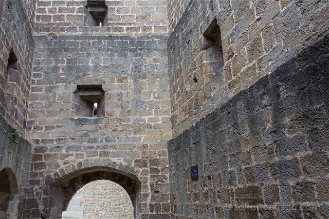 Zaragoza Sos del Rey Catolico Puerta Muralla