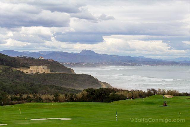 Francia Biarritz Golf Costa