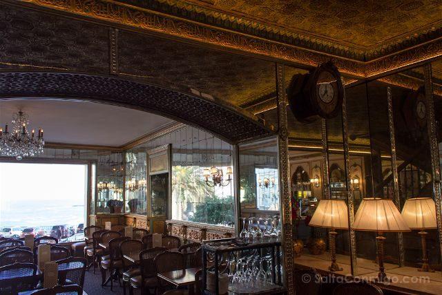 Francia Biarritz Salon Te Miremont