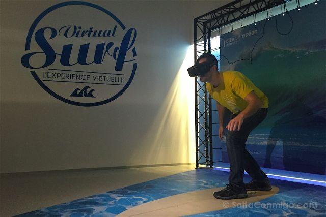 Francia Biarritz Surf Virtual