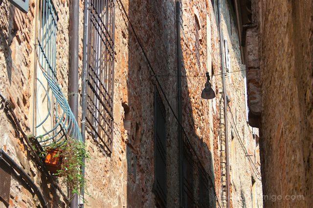 Italia Bergamo Calles