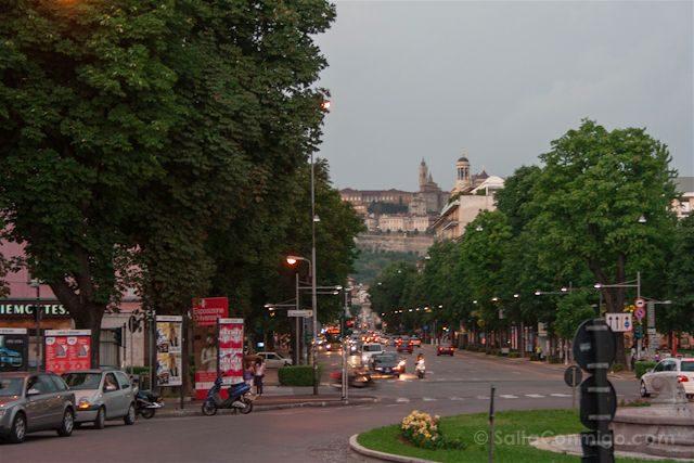 Italia Bergamo Ciudad Baja Citta Bassa