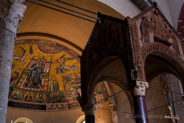 Italia Milan Sant'Ambrogio Interior