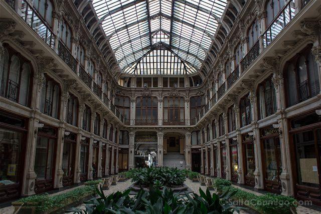 Italia Turin Galleria Subalpina