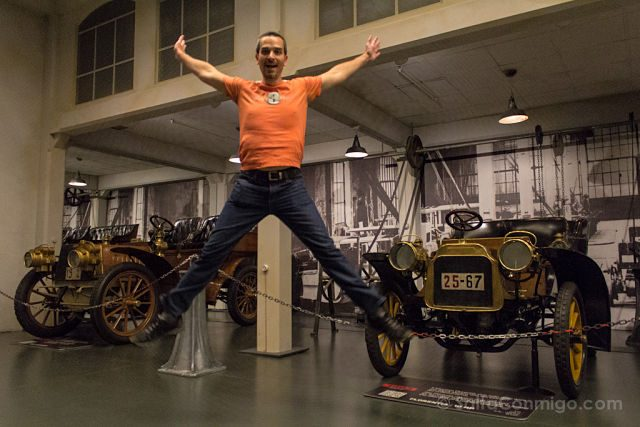 Italia Turin Museo Automovil Salto