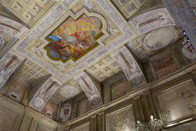 Italia Turin Palacio Madama