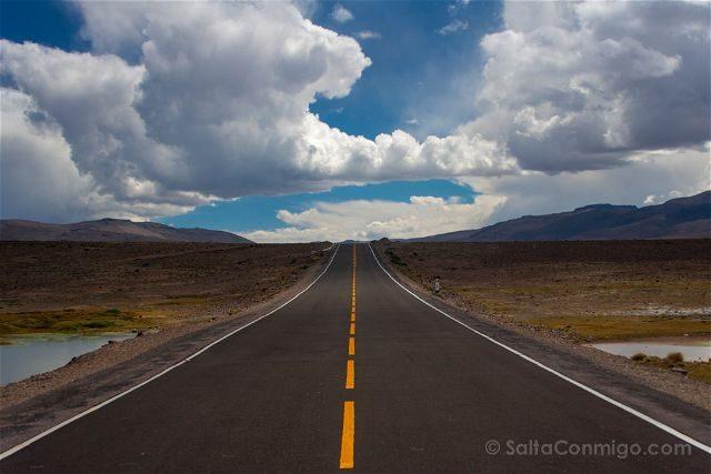Peru Camino Chivay Patapampa