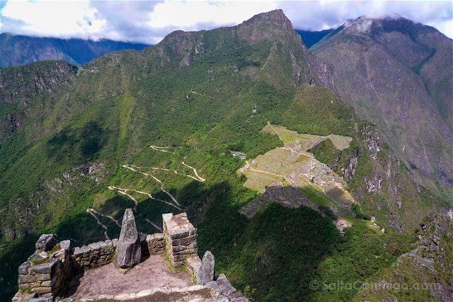 Peru Machu Picchu Huayna