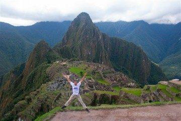 Peru Machu Picchu Salto