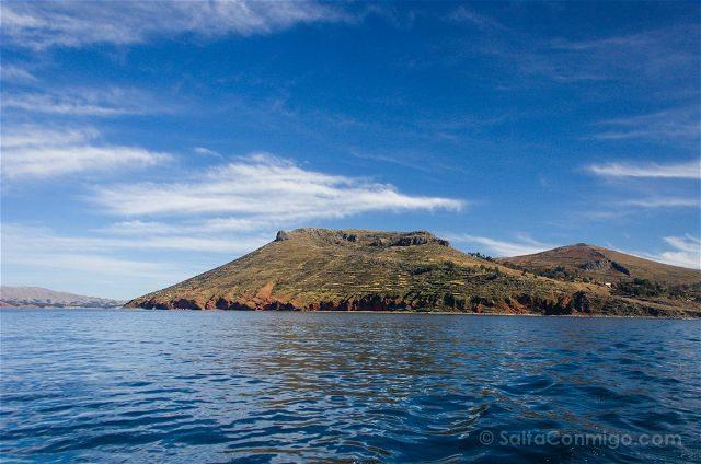 Peru Taquile Lago Titicaca