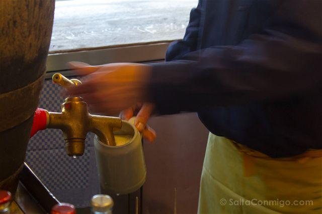 Austria Salzburgo Cerveceria Agustinos Grifo